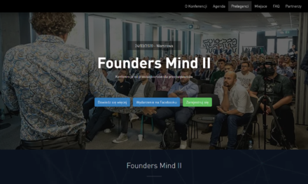 Konferencja Founders Mind