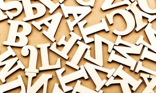 Typografia dla początkujących – Jak dobierać fonty?