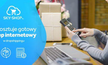 Ile kosztuje gotowy sklep internetowy w dropshippingu na platformie Sky-Shop.pl?
